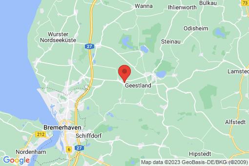 Karte Drangstedt