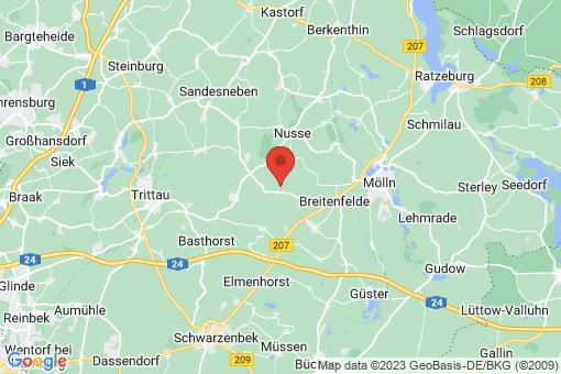 Karte Borstorf