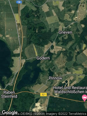 Google Map of Godern