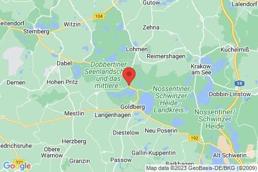 Karte Dobbertin