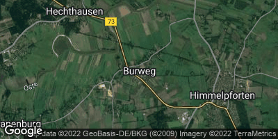 Google Map of Burweg