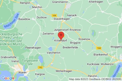 Karte Kittendorf