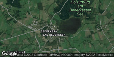 Google Map of Bad Bederkesa