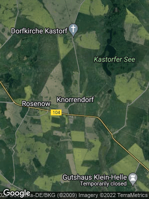 Google Map of Knorrendorf