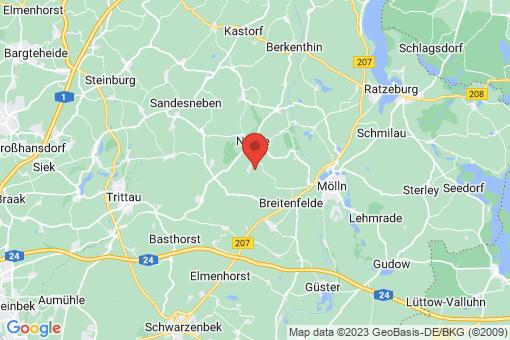 Karte Walksfelde