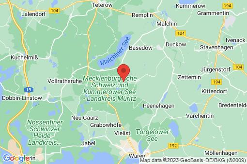 Karte Lupendorf