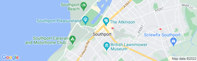 Map Of Southport