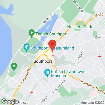 Map of wilko Southport at 36-40 London Street, Southport,  PR9 0TJ