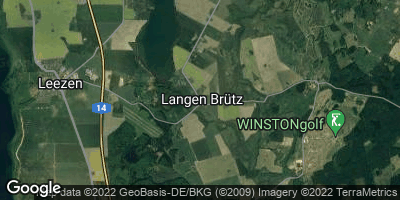 Google Map of Langen Brütz