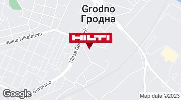 Get directions to Терминал самовывоза MM Гродно
