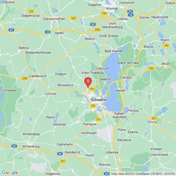 Fußballgolfanlage Schwerin