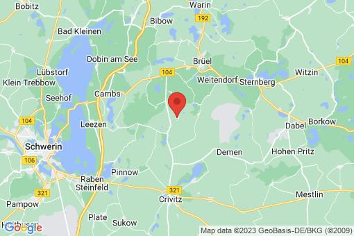 Karte Wendorf