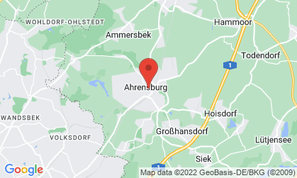 Arbeitsort: Ahrensburg