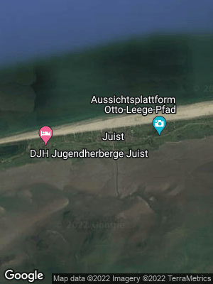 Google Map of Juist