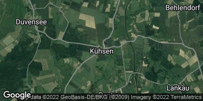 Google Map of Kühsen
