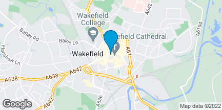 Map of 3 Northgate in Wakefield