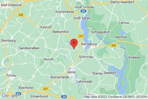 Karte Giesensdorf