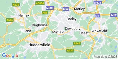 Mirfield, West Yorkshire