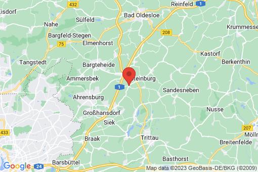 Karte Todendorf