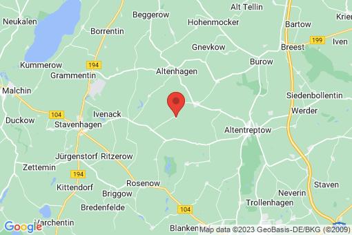 Karte Röckwitz