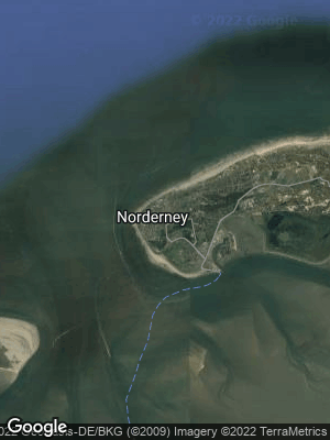 Google Map of Norderney
