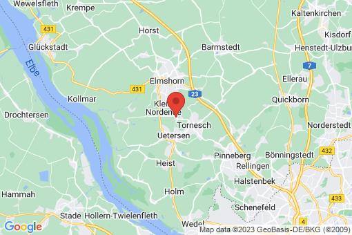 Karte Heidgraben
