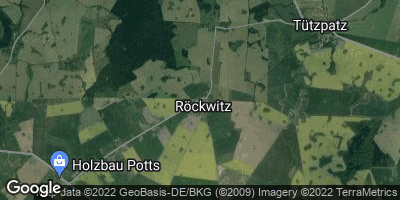Google Map of Röckwitz