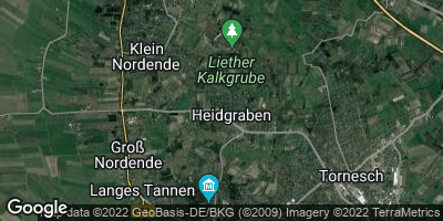 Google Map of Heidgraben