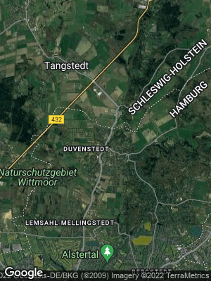 Google Map of Duvenstedt