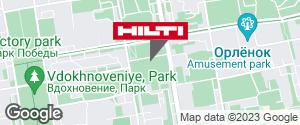 Региональный представитель Hilti в г. Абакан