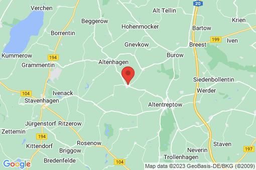 Karte Tützpatz