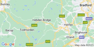Mytholmroyd Hebden Bridge