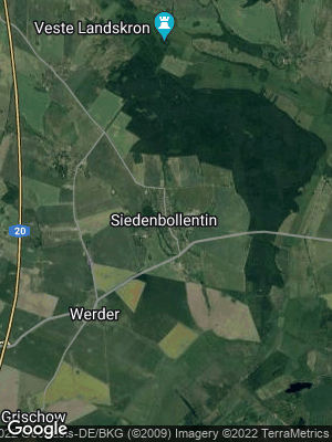 Google Map of Siedenbollentin