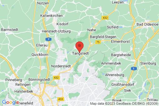 Karte Tangstedt
