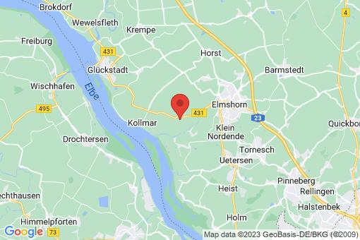 Karte Neuendorf bei Elmshorn