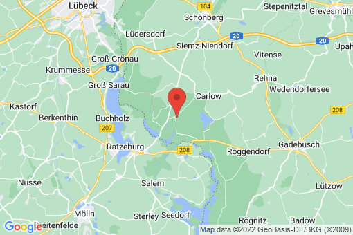 Karte Groß Molzahn