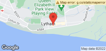 Map of Lytham Posy Bowl at 11 Henry Street, Lytham St. Annes, Lancashire FY8 5LE