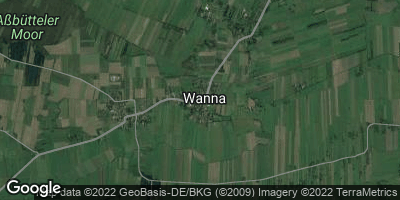 Google Map of Wanna