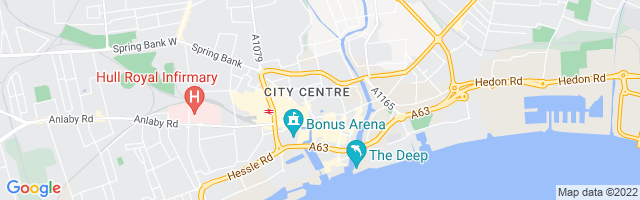 Map Of Hull
