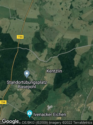 Google Map of Kentzlin