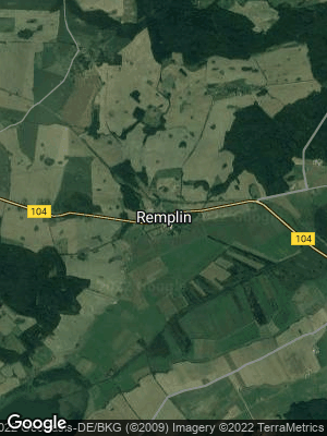 Google Map of Remplin