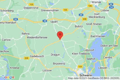 Karte Mühlen Eichsen