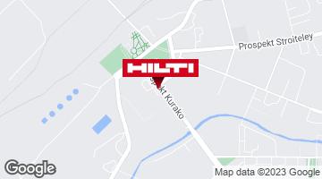 Региональный представитель Hilti в г. Новокузнецк