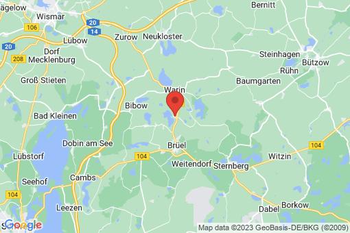 Karte Blankenberg