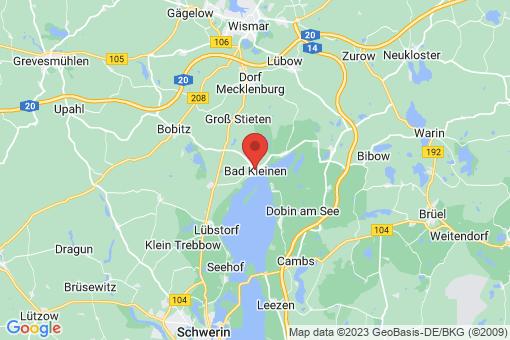 Karte Bad Kleinen
