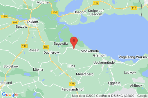 Karte Leopoldshagen