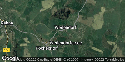 Google Map of Wedendorf