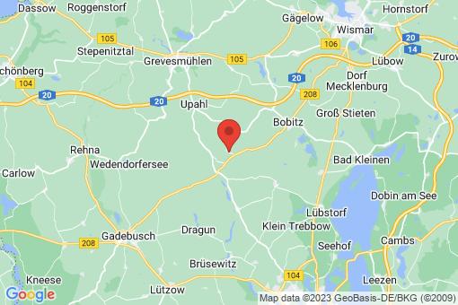 Karte Testorf-Steinfort