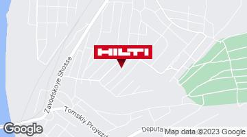Get directions to Региональный представитель Hilti в г. Новокузнецк