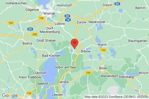 Karte Ventschow